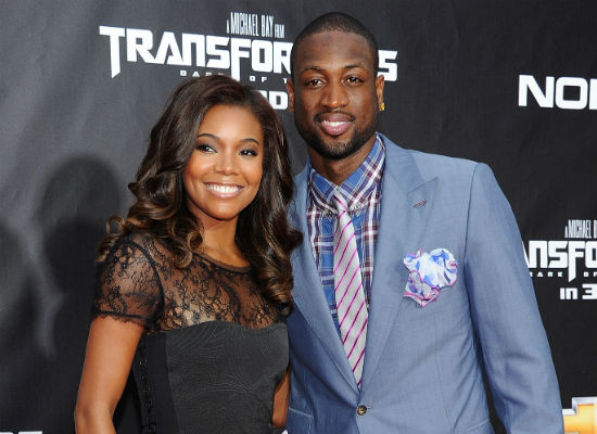 Dwyane Wade and Gabriel Union Engaged