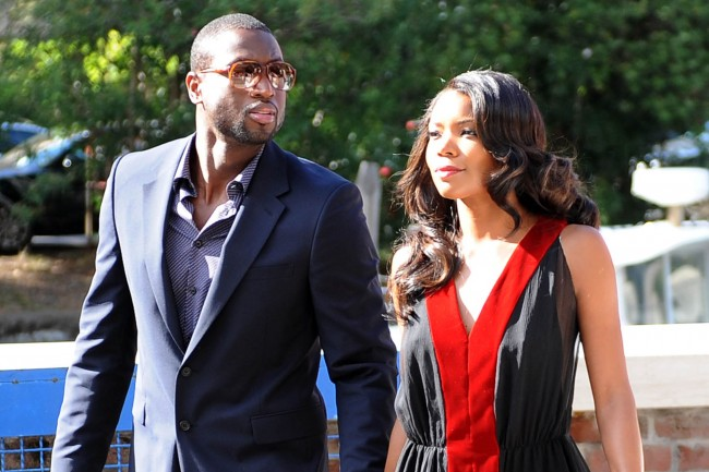 Gabrielle Union and Dywane Wade Announce Engagement