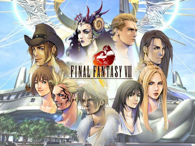 Final Fantasy VIII (8) on steam