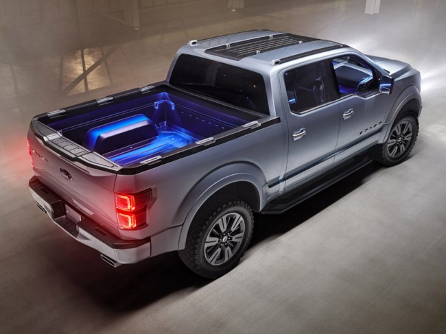 Ford Atlas 2