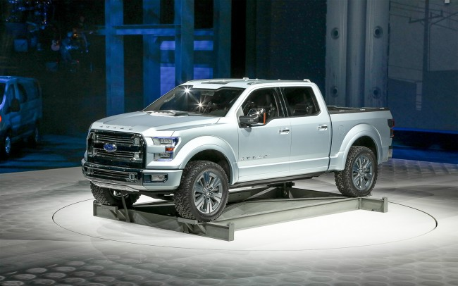 Ford, ford Atlas, technology