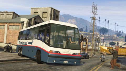 GTA V GTA Online Capture modes