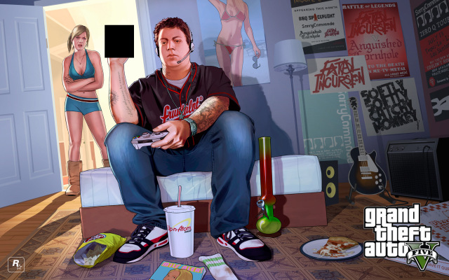 GTA V – A Parental Nightmare