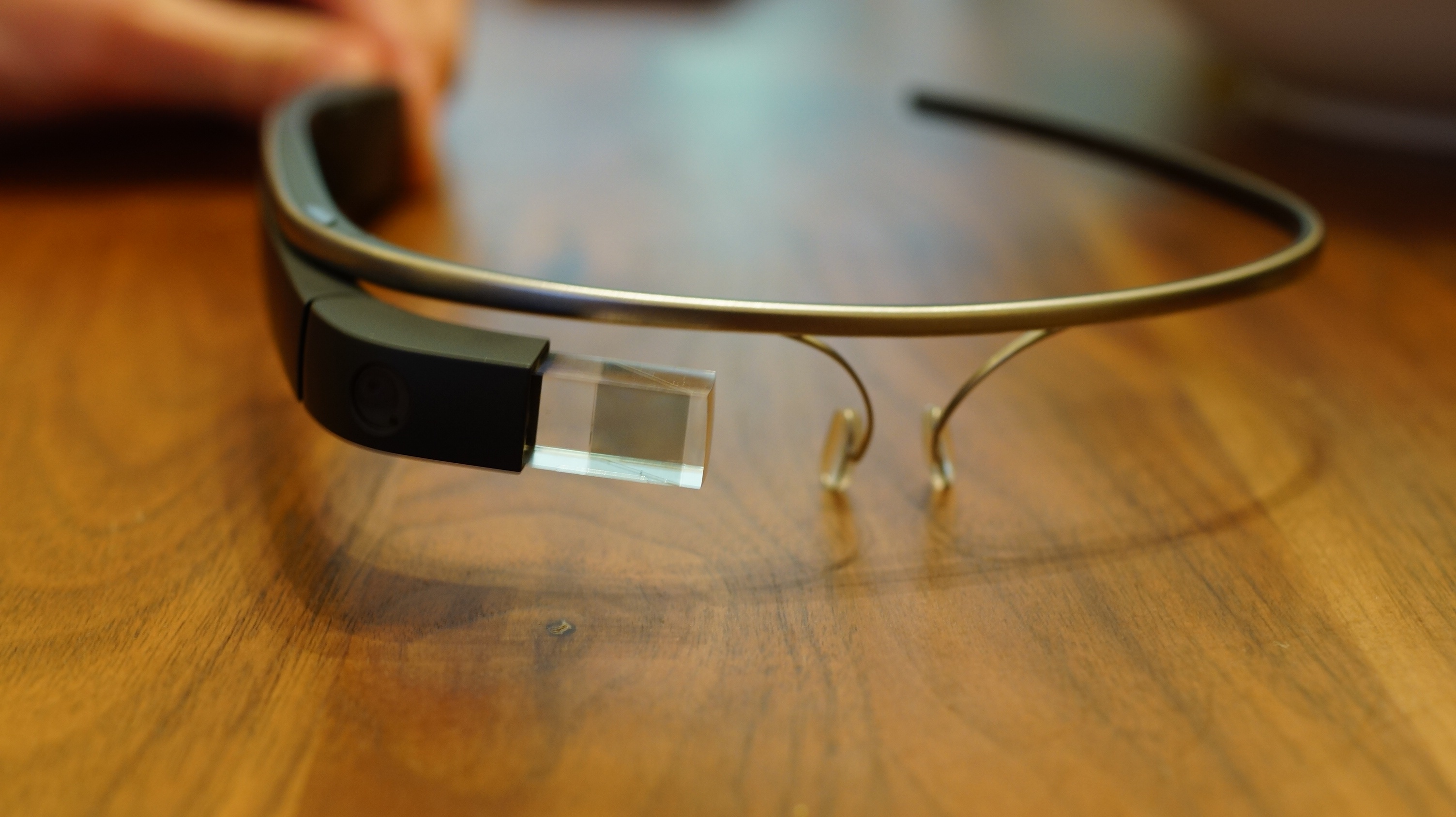 Google Glass Has Eye on the Future