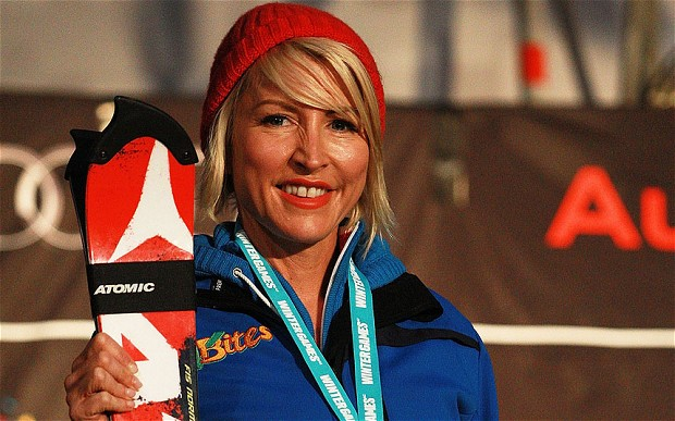 Heather Mills Quits Paralympics after Boot Bust-Up.