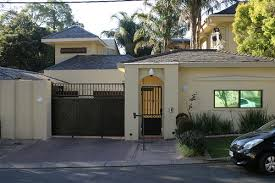 Mandela Houghton Home