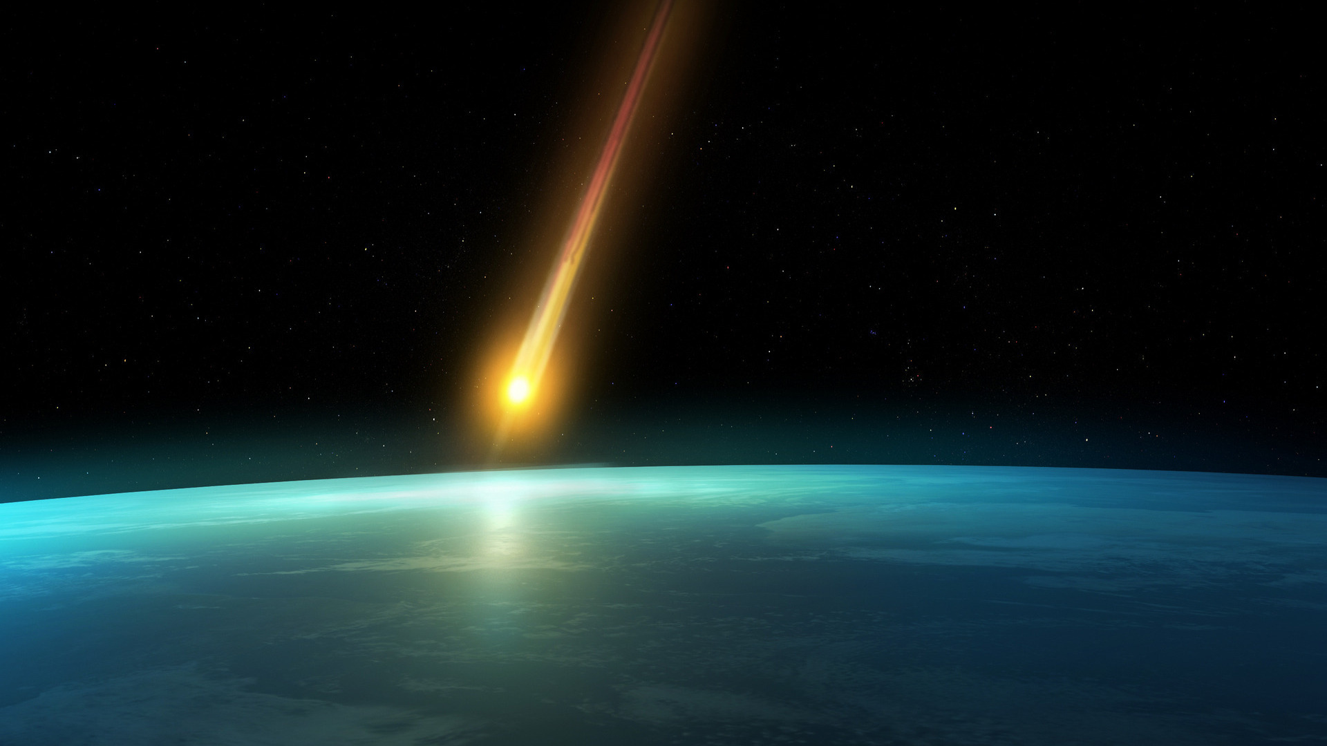 Huge Fireball Over Iowa Likely Meteor · Guardian Liberty Voice
