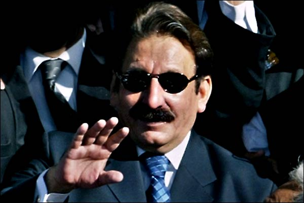 Iftikhar Mohammad Chaudhry Retires Amidst Controversial Protests