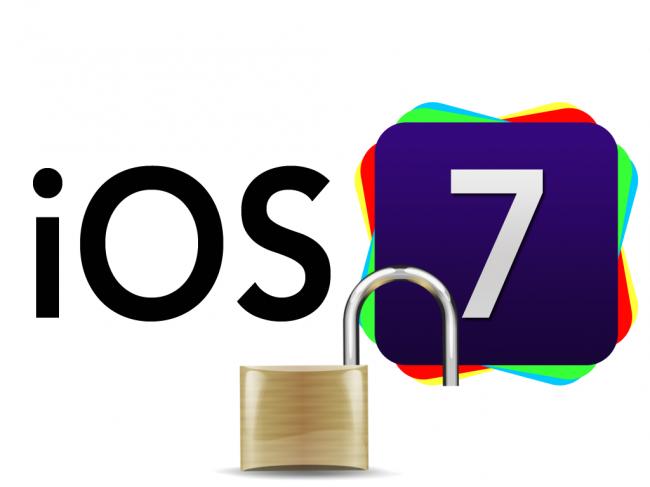 Jailbreaking iOS 7