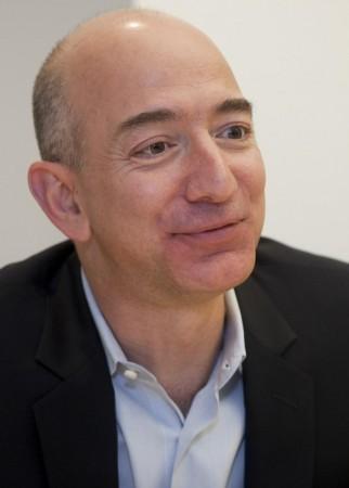 Jeffrey P. Bezos picture.