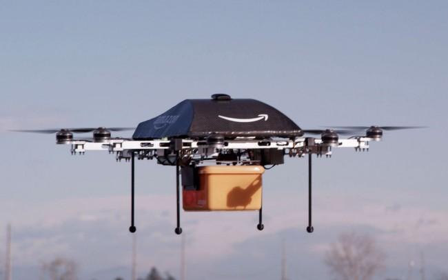 Jeffrey P. Bezos Amazon Drone