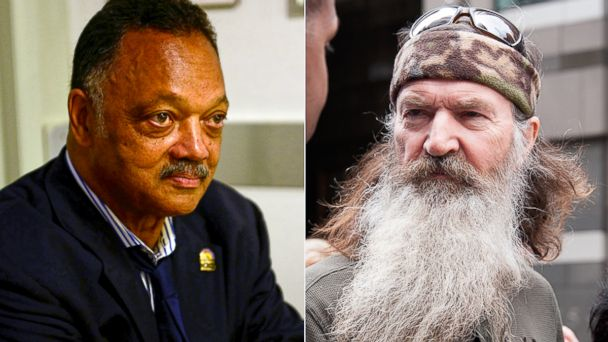 Jesse Jackson Wants to Talk About Phil Robertson