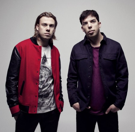 Maarten Hoogstraten and Paul Baumer from Bingo Players