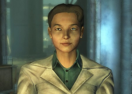 Madison Li from Fallout 3 DLC