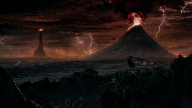 Mordor as Real World