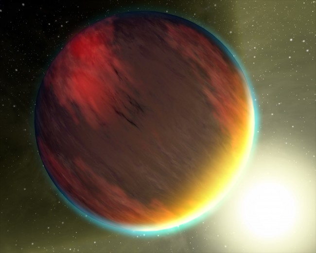 NASA Alien Exoplanet