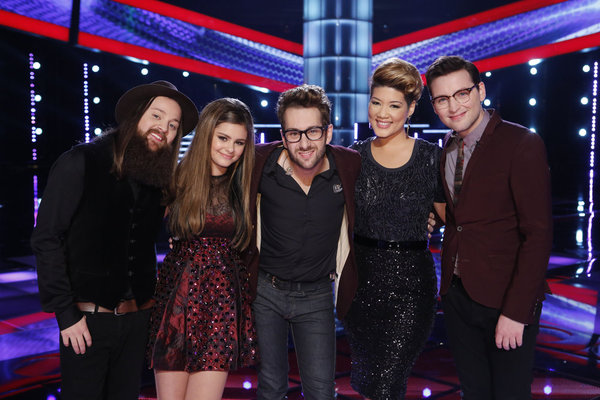 The Voice Final Five