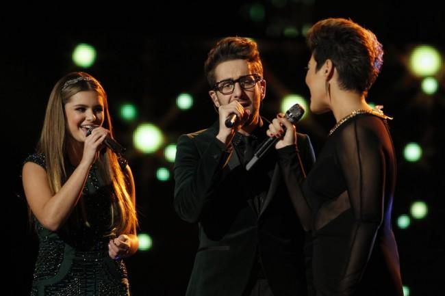 The Voice Live Final Performances