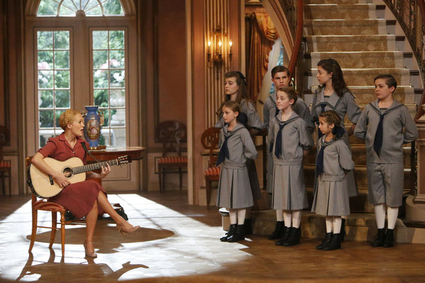 The Sound of Music Live! starring Carrie Underwood