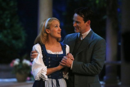 Carrie Underwood Gives Gutsy Performance in The Sound of Music Live!