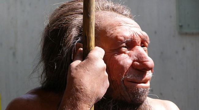Neanderthals intentionally buried their dead