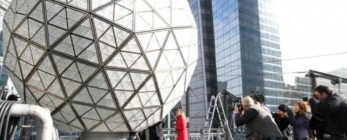 Times Square New Year's Eve Ball Drop to Feature Gift of Imagination
