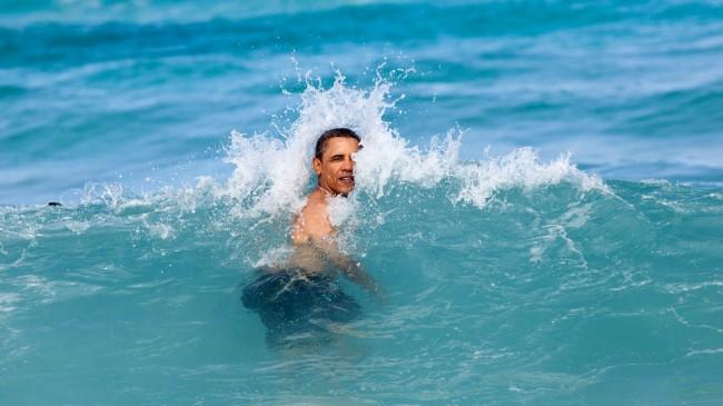 obama, hawaii, vacation, politics