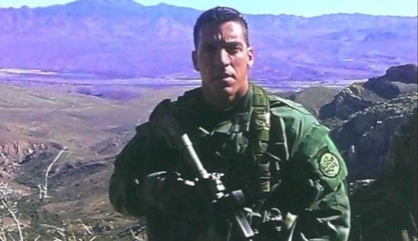 Border Patrol Agent Brian Terry killed by weapons purchased in Operation Fast and Furious