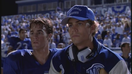 Walker in Varsity Blues attested to his acting abilities