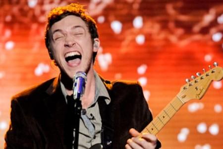 Phillip Phillips Joins John Mayer on Tour