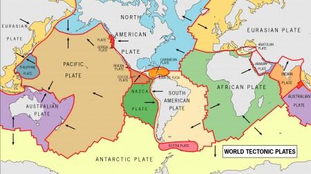 Mount Etna plate tectonics