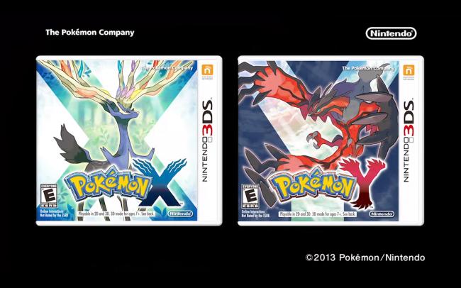 Pokemon-X-Y-covers