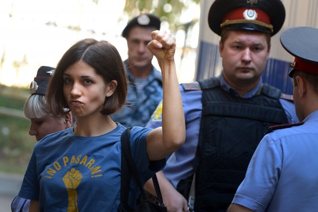 Pussy Riot Members Speak Out After Early Prison Release