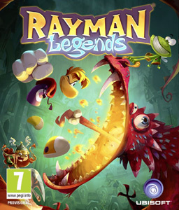 Rayman Legends on the Wii U