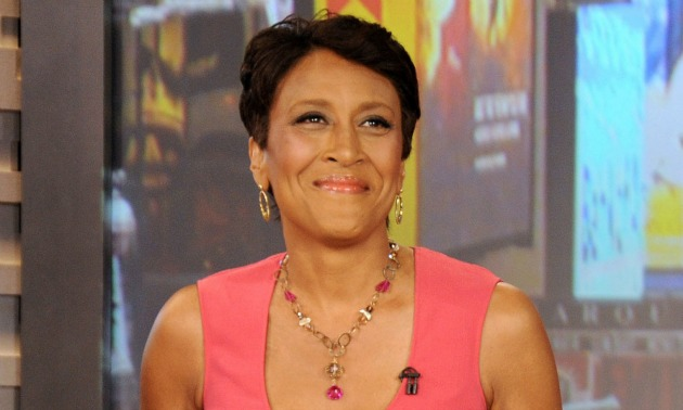 Robin Roberts posts message on Facebook