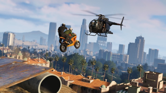 Rockstar Games GTA V new features