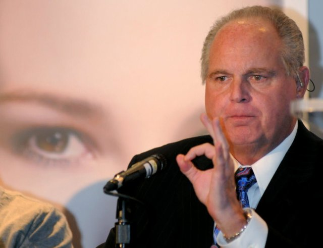 Rush Limbaugh, limbaugh, politics, tea party