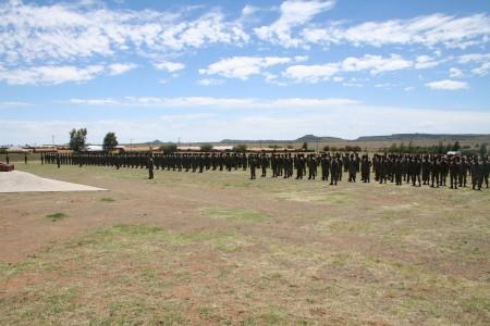 SA DEFENCE FORCE 22
