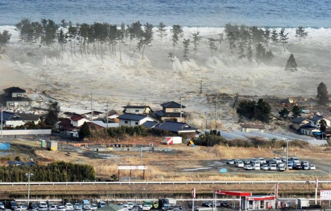 Slippery clay explains mystery of Tohoku-Oki earthquake and tsunami