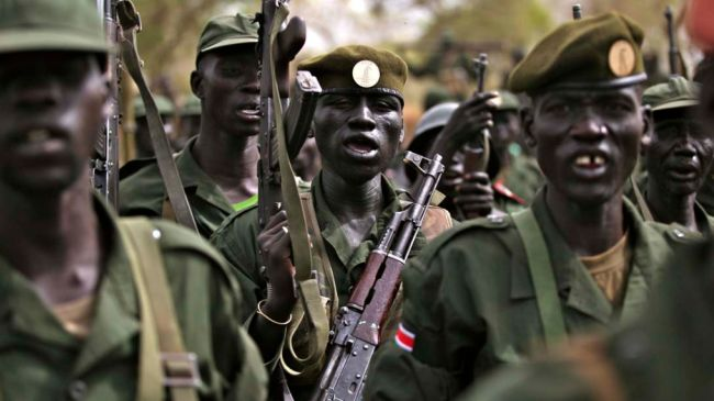 South Sudan Falls into Violence - American Military Forces Dispatched