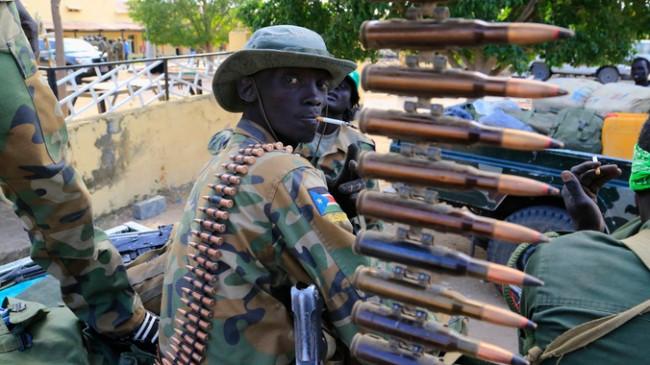 South Sudan Peace Talks Begin After Bor Taken by Rebels