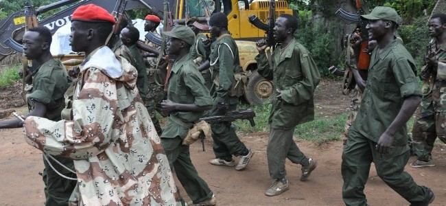 South Sudan Rebels Opened Fire on U.S. Aircraft, Injuring Soldiers
