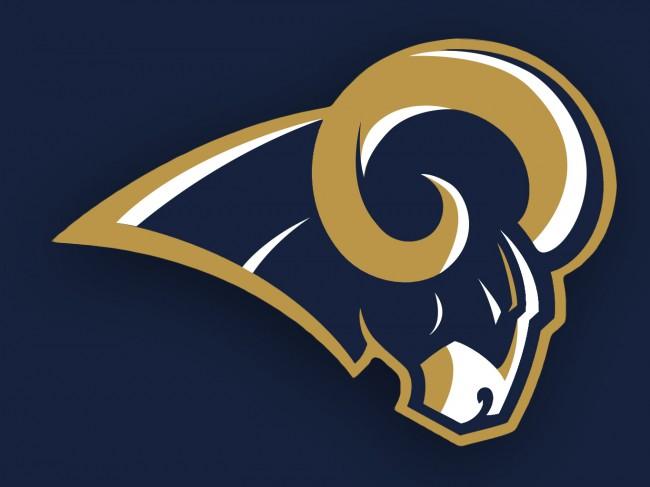 Rams Mangle Saints