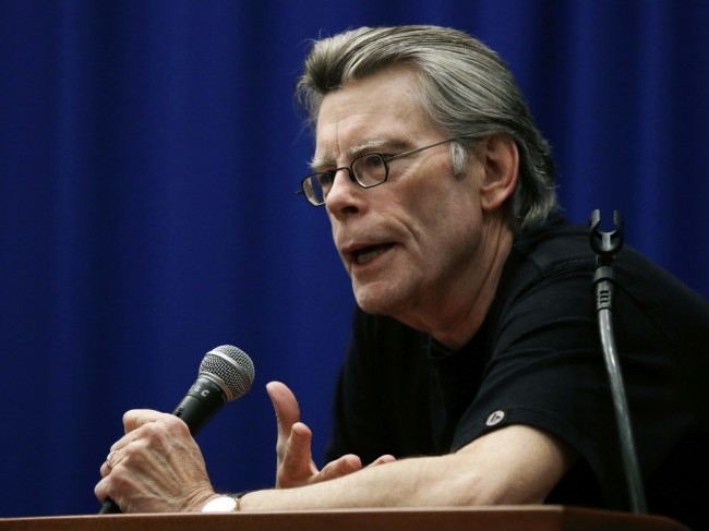 Stephen King Launches Twitter Account