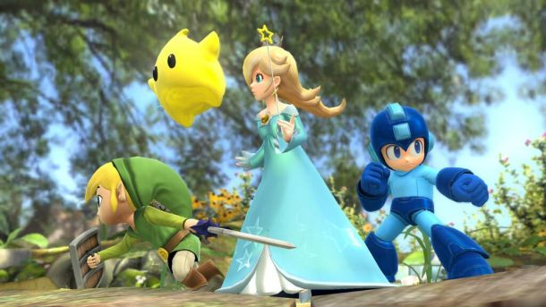 Nintendo Super Smash Bros. gets Rosalina