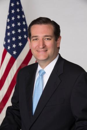Ted Cruz portrait