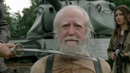 The Walking Dead Midseason Finale: Tanks for the Memories