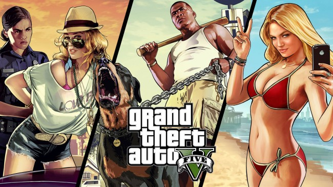 Top 20 video games of 2013 GTA V
