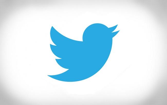 Twitter's iconic bird logo.