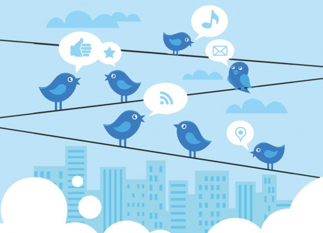 Twitter Tests Near-by Tweets